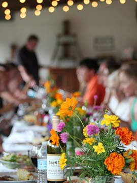 Home Grown Farm Tour and Field to Table Dinner