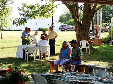 Home Grown Farm Tour and Field to Table Dinner in Washington County Missouri